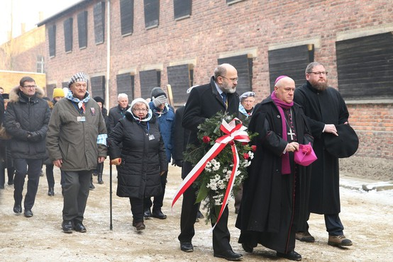 Opozorilo zgodovine ob mednarodnem dnevu spomina na žrtve holokavsta v Oswiecimu