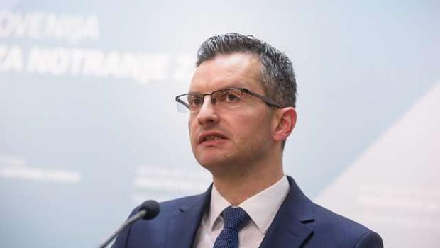 Premier Marjan Šarec sprejel odstop ministra Prešička (foto: Nebojša Tejić/STA)
