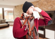 Na Hrvaškem že 45 ljudi umrlo zaradi gripe, epidemija pa se približuje vrhu