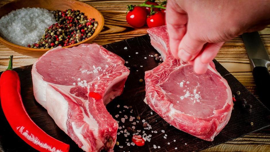 V Sloveniji zaenkrat zaznali en primer spornega poljskega mesa (foto: profimedia)