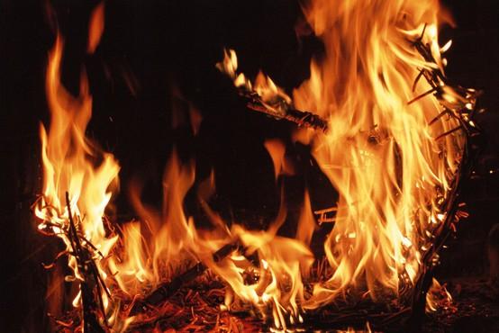 Dva požara na Gorenjskem, na srečo brez žrtev in večje škode