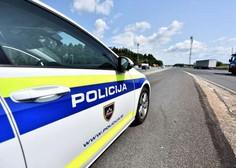 Pomurski policisti obravnavali primere vinjenih voznikov z otroki