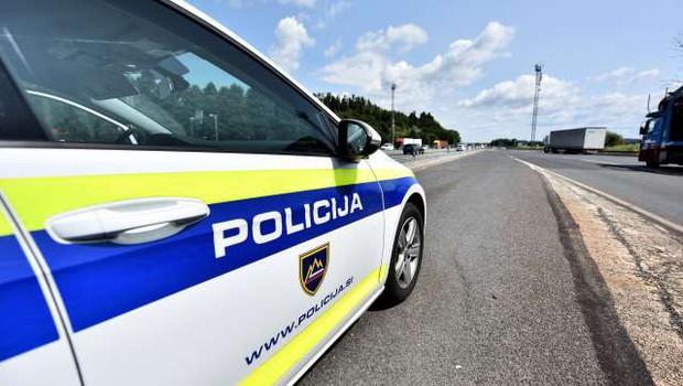 40-letnik bežal pred mariborskimi policisti, ustavila ga je šele živa meja! (foto: Tamino Petelinšek/STA)