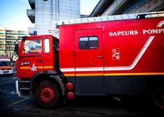 Pariz: Požar, ki je izbruhnil v stanovanjski stavbi, terjal več smrtnih žrtev