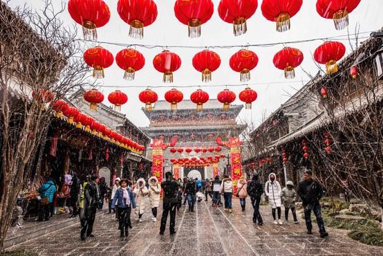 Na Kitajskem več mrtvih med praznovanjem lunarnega novega leta