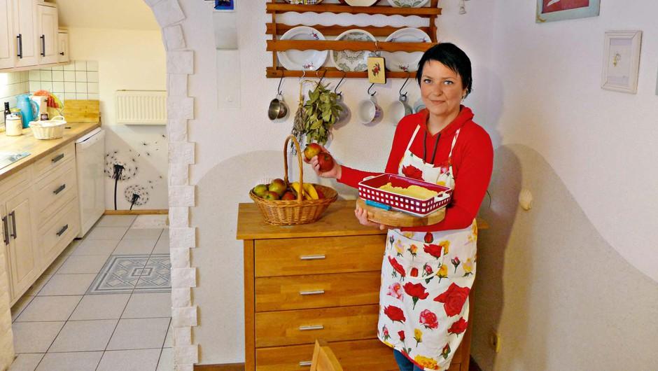 Jasmina Hrastovec: Veganski recepti so zapisi iz prakse (foto: osebni arhiv)