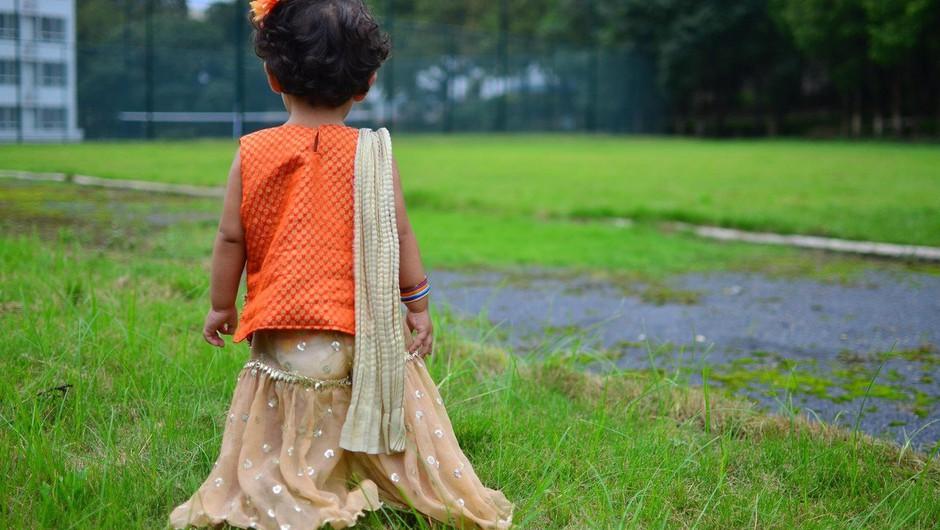 12 milijonov deklic se vsako leto prisilno poroči, opozarja Unicef (foto: profimedia)