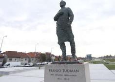 Prepoved približevanju Tuđmanovemu spomeniku ja, žrtvi brutalnega nasilja pa ne?
