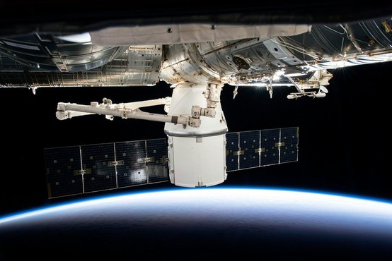 Leta 2021 bosta Mednarodno vesoljsko postajo obiskala turista