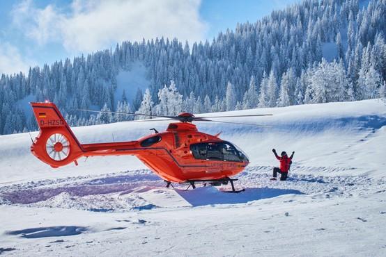 Snežni plaz v Crans Montani zasul več ljudi