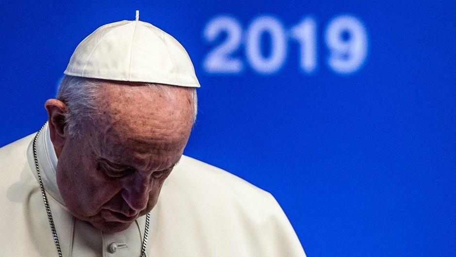 V pričakovanju zasedanja s škofi iz celega sveta o zaščiti otrok v katoliški cerkvi! (foto: profimedia)
