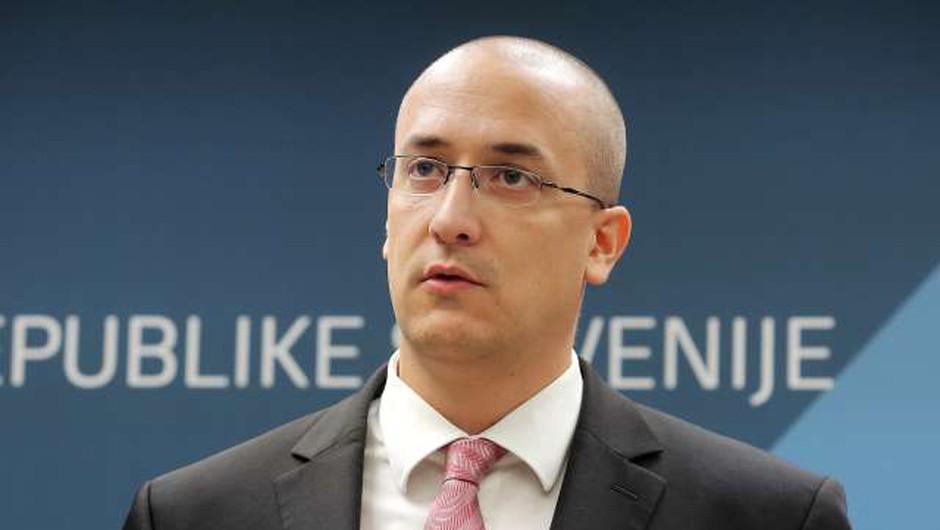 Premier Šarec sprejel Lebnov odstop (foto: STA)