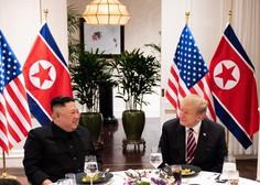 Trumpa kritizirajo zaradi popustljivosti do severnokorejskega voditelja