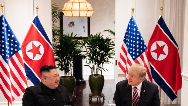 Trumpa kritizirajo zaradi popustljivosti do severnokorejskega voditelja (foto: Profimedia)