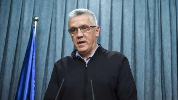 Peter Vilfan odstopil z mesta državnega sekretarja v kabinetu predsednika vlade (foto: Nebojša Tejič/STA)