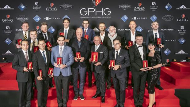 Nagrajenci GPHG 2018 (foto: GPHG)