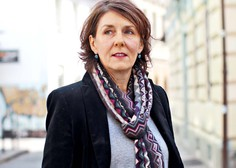 """Eva StrmljanKreslin: """"Kvečjemu sem vesela in ponosna, da sem lahko ob Vladu in z njim, ker je zelo poseben človek"""""""