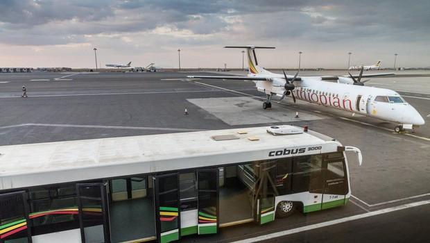 Etiopsko letalo s 157 ljudmi na krovu strmoglavilo kmalu po vzletu, nesreče ni preživel nihče (foto: profimedia)