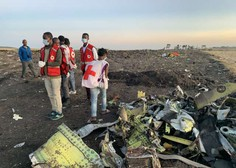 Ethiopian Airlines po letalski nesreči prizemljil svojo floto boeingov 737 max