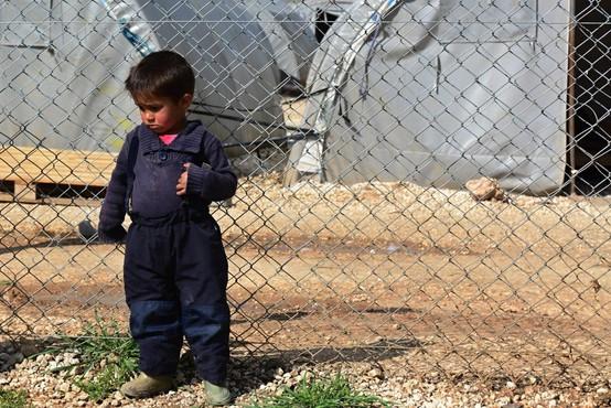 """Unicef svari pred stigmatizacijo otrok iz kalifata IS: """"Otroci niso teroristi!"""""""