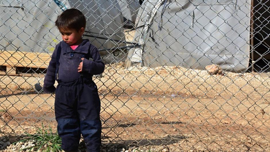 """Unicef svari pred stigmatizacijo otrok iz kalifata IS: """"Otroci niso teroristi!"""" (foto: profimedia)"""