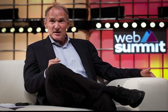 Tim Berners-Lee ob 30-letnici zasnovanja spleta s pozivom glede nadzora nad podatki