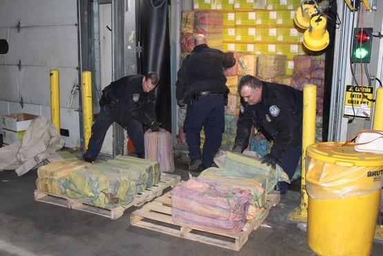New York: Zasegli 1,5 tone kokaina, vrednega 77 milijonov dolarjev!