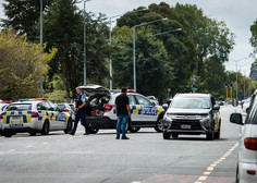 Napadalca iz Christchurcha obtožili terorizma