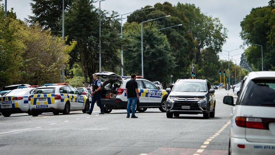 Napadalca iz Christchurcha obtožili terorizma (foto: Profimedia)
