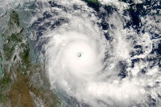 Ciklon in močno deževje v jugovzhodni Afriki terjala 40 žrtev, več pogrešanih