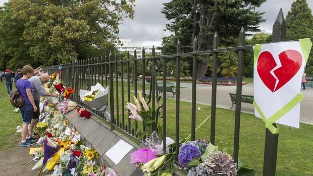 Osumljenec za teroristični napad na mošeji v Christchurchu lani krožil po Balkanu (foto: profimedia)