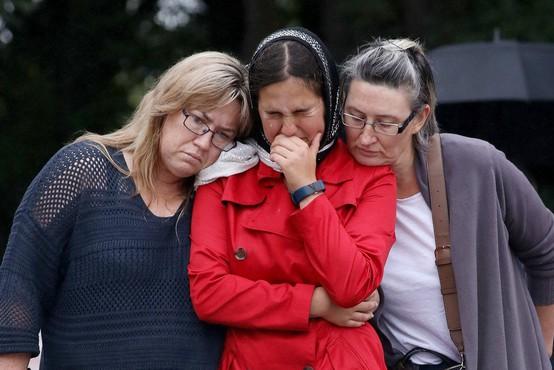 """Babica Brentona Tarranta: """"Osupli smo, ne vemo, kaj naj si mislimo."""""""