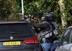 Po napadu v Utrechtu trije pridržani