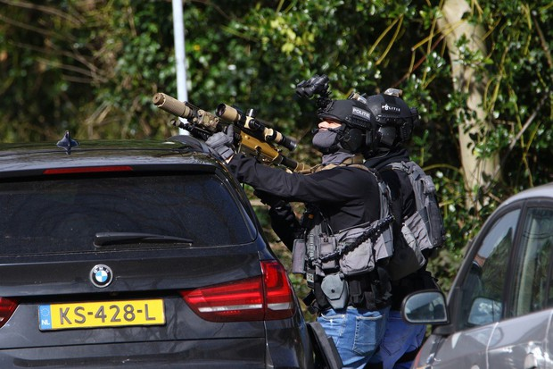 Po napadu v Utrechtu trije pridržani (foto: profimedia)