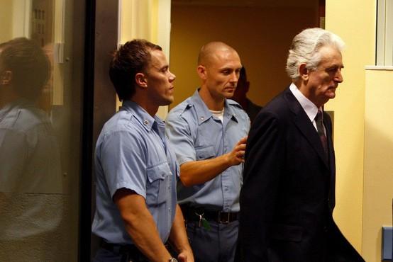 Karadžić v prizivnem postopku obsojen na dosmrtni zapor