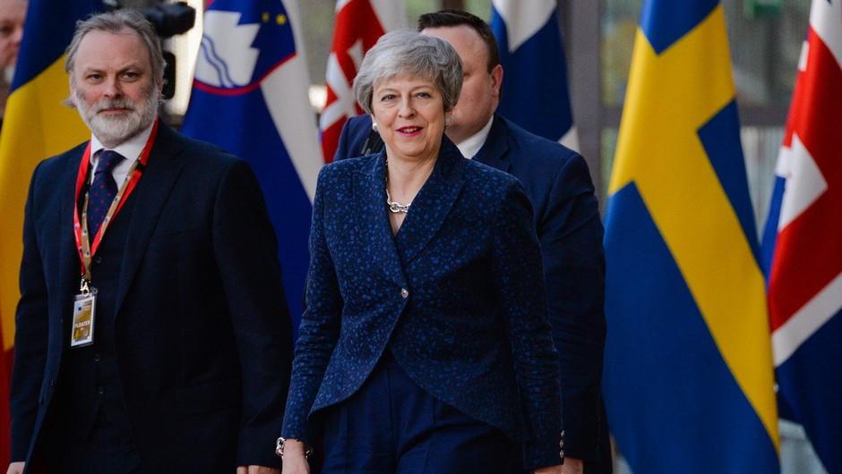 Voditelji članic EU dosegli dogovor o preložitvi brexita (foto: Profimedia)