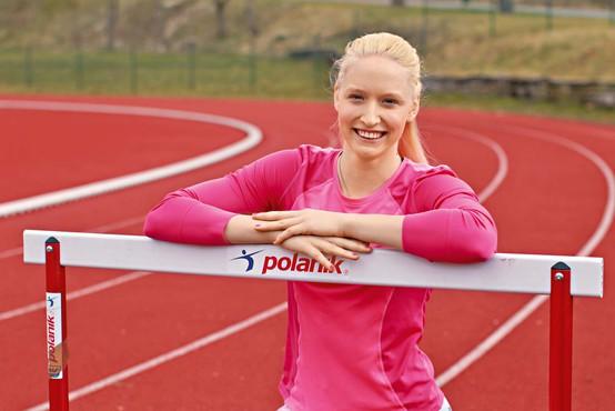 """Agata Zupin: """"Najboljši občutek je, ko na koncu treninga vem, da sem dala vse od sebe"""""""
