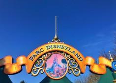 V pariškem Disneylandu lažni preplah zaradi pokvarjenih tekočih stopnic