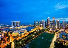 Singapur: Zaradi požara v hotelu evakuirali 500 ljudi