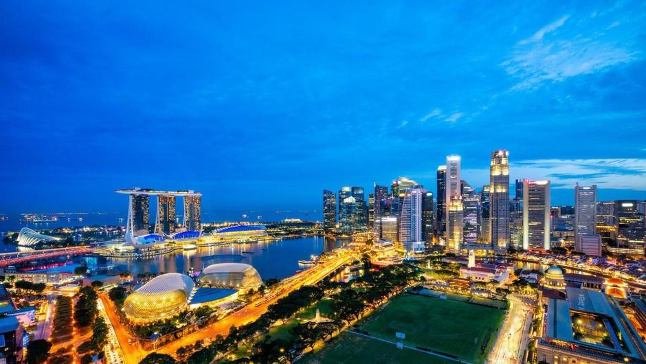 Singapur: Zaradi požara v hotelu evakuirali 500 ljudi (foto: Profimedia)