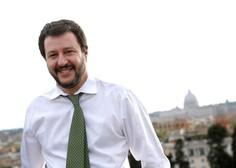 Italijanski notranji minister Matteo Salvini podprl svetovni kongres družin