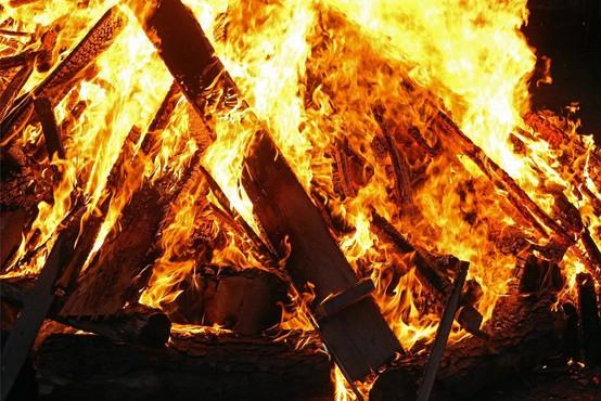Evakuacija prebivalcev zaradi obsežnih požarov v Severni Makedoniji