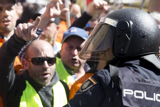Izpraznjena Španija želi, da se sliši njen glas