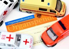 Nemčija: Darovalci organov bi postali vsi, ki temu ne oporekajo