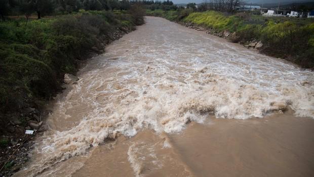 Na vzhodu Krete zaradi poplav razglasili izredne razmere (foto: profimedia)