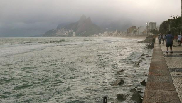 Neurje, ki je prizadelo Rio de Janeiro, terjalo najmanj 10 žrtev (foto: Profimedia)