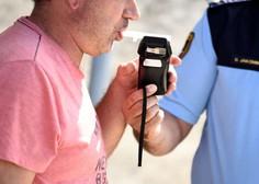 Agencija za varnost v prometu za znižanje dovoljene meje alkohola na 0,2 promila