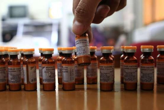 WHO: V prvem letošnjem četrtletju za 300 odstotkov več primerov ošpic!