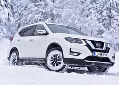 Nissan x-trail: Zimska avantura na štirikolesni pogon