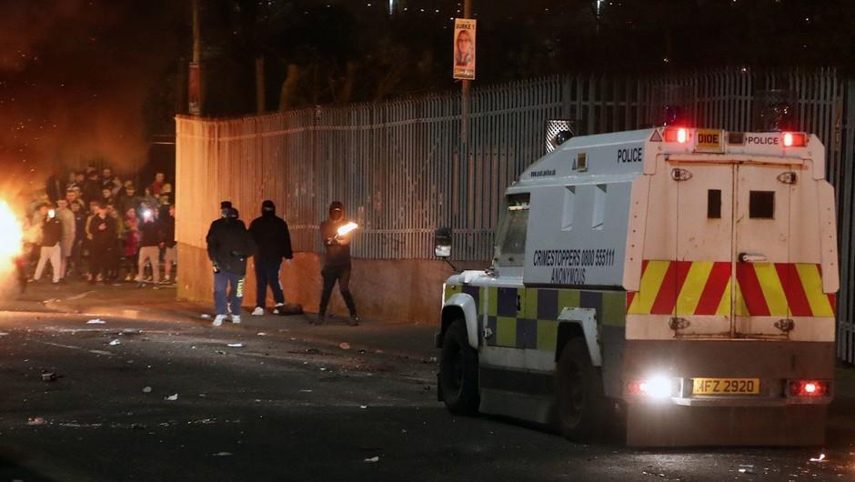 Severna Irska: V terorističnem incidentu ubita novinarka (foto: Profimedia)